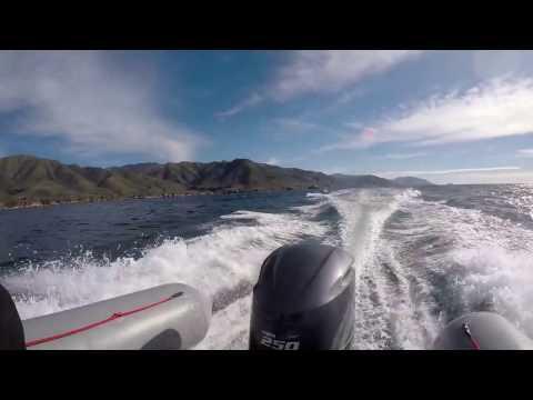 Big Sur Boat Ride