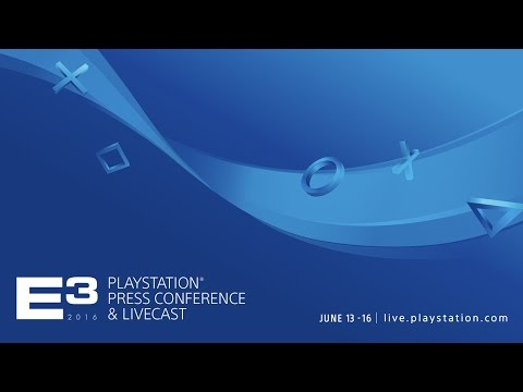 PlayStation® - E3 2016 Press Conference |(日本語同時通訳音声)