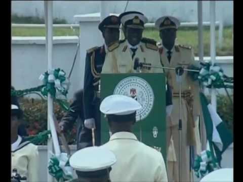 DOCUMENTARY   NIGERIAN NAVY AT 55