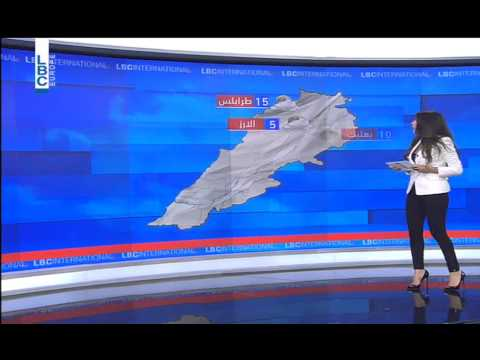 LBCI Weather Forecast - May 3, 2015