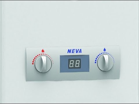 Газовая колонка Нева не выключается, не тухнет газ при закрытии воды.