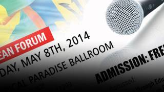 Engaging the diaspora enriching the Caribbean Townhall Meeting May 8th, 2014 (Brooklyn) @tcnhd