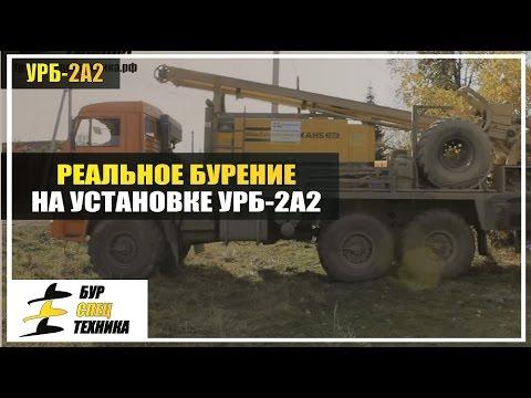 Обучающее видео УРБ-2а2 от БурСпецТехники