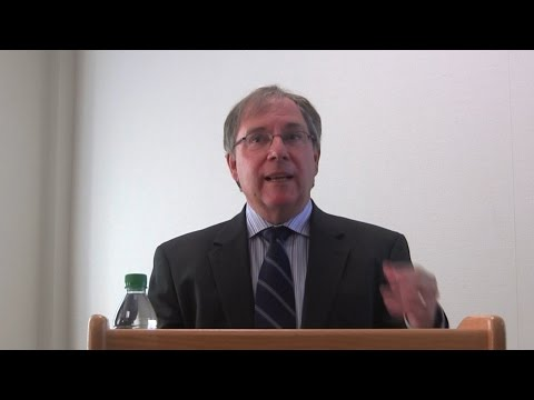 "Michael I. Krauss — ""Reflections on the Decline of the Rule of Law"""