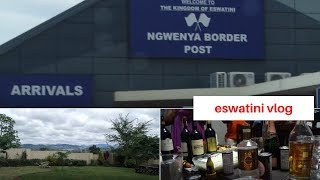 A night in the Kingdom of eSwatini 🇸🇿🇸🇿 | @ByLungi