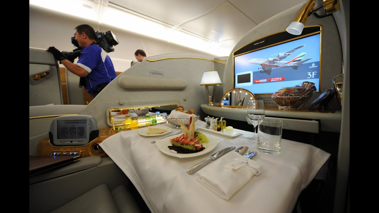 World 39 S Top 10 Best First Class On Airlines 2014 From