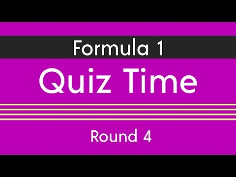 F1 Quiz Time  Round 4 (Aarava vs Tiametmarduk vs Tommy WTF1)