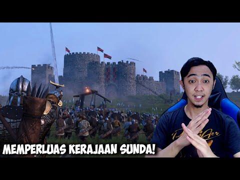 Memperluas Kastil Kerajaan Sunda - Mount and Blade 2 Indonesia (Live) - 동영상