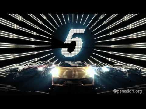 Gran Turismo 5 New Trailer