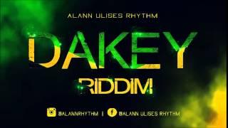 Dakey Riddim (Reggae Rap Beat Instrumental) 2015 - Alann Ulises Rhythm