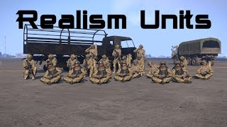 Tips on Joining a Realism Unit in Arma 3