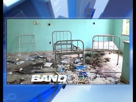 Prédios abandonados no Centro, como a Santa Casa, preocupam pessoas