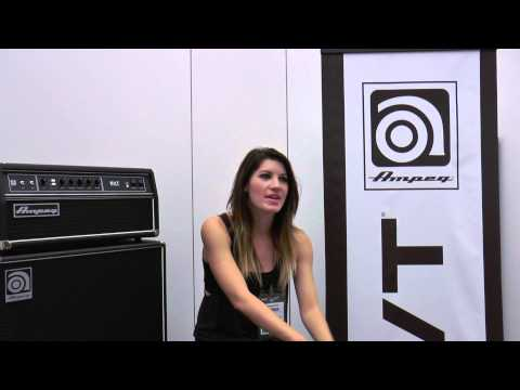 Emma Anzai - What Was Your First Ampeg?