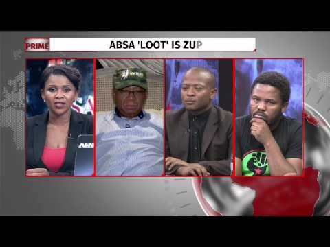 Panel discussion on Malema and Absa
