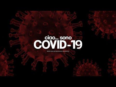 'Ciao, sono COVID-19' La lettera del Coronavirus che divide il Mondo!