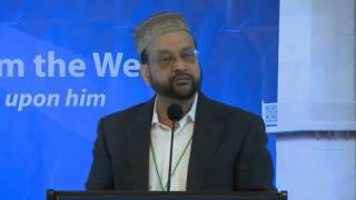 Jalsa Salana USA West Cost 2012: Patience and Forbearance of the Holy Prophet (sa)