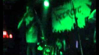 Cold HazE - Change (Live Detroit - звук студийка)