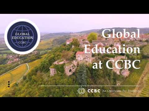 Global Education at the Community College of Baltimore County -- An Overview for Students