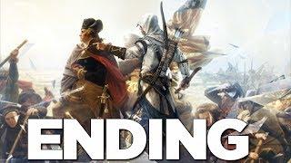 ASSASSIN'S CREED 3 REMASTERED ENDING / EPILOGUE Walkthrough Gameplay Part 23 (AC3)