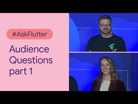 #AskFlutter: Multi-platform UI, native styling, and games - (Flutter Interact '19)