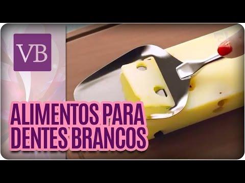Alimentos para ter Dentes Brancos  - Você Bonita (12/10/16)
