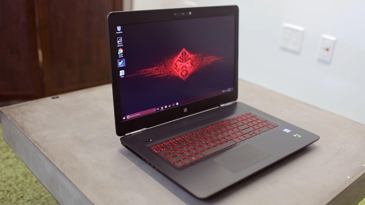 HP's OMEN gaming laptop review