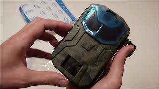 Victure HC300 Trail Camera - Unboxing