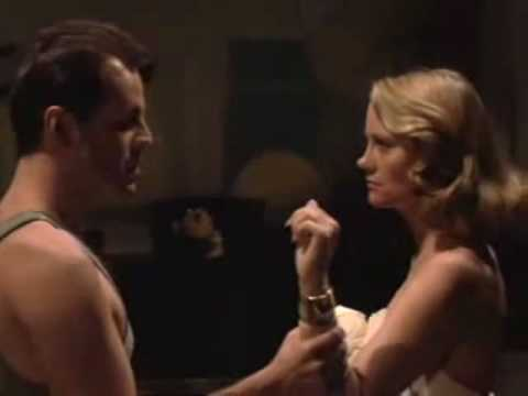 Moonlighting-David&Maddie-fight&love- great lovescene