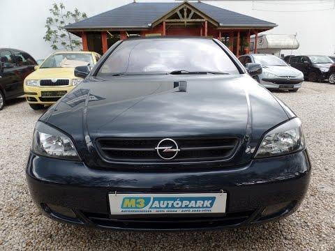 Opel Astra G Cabrio Bertone