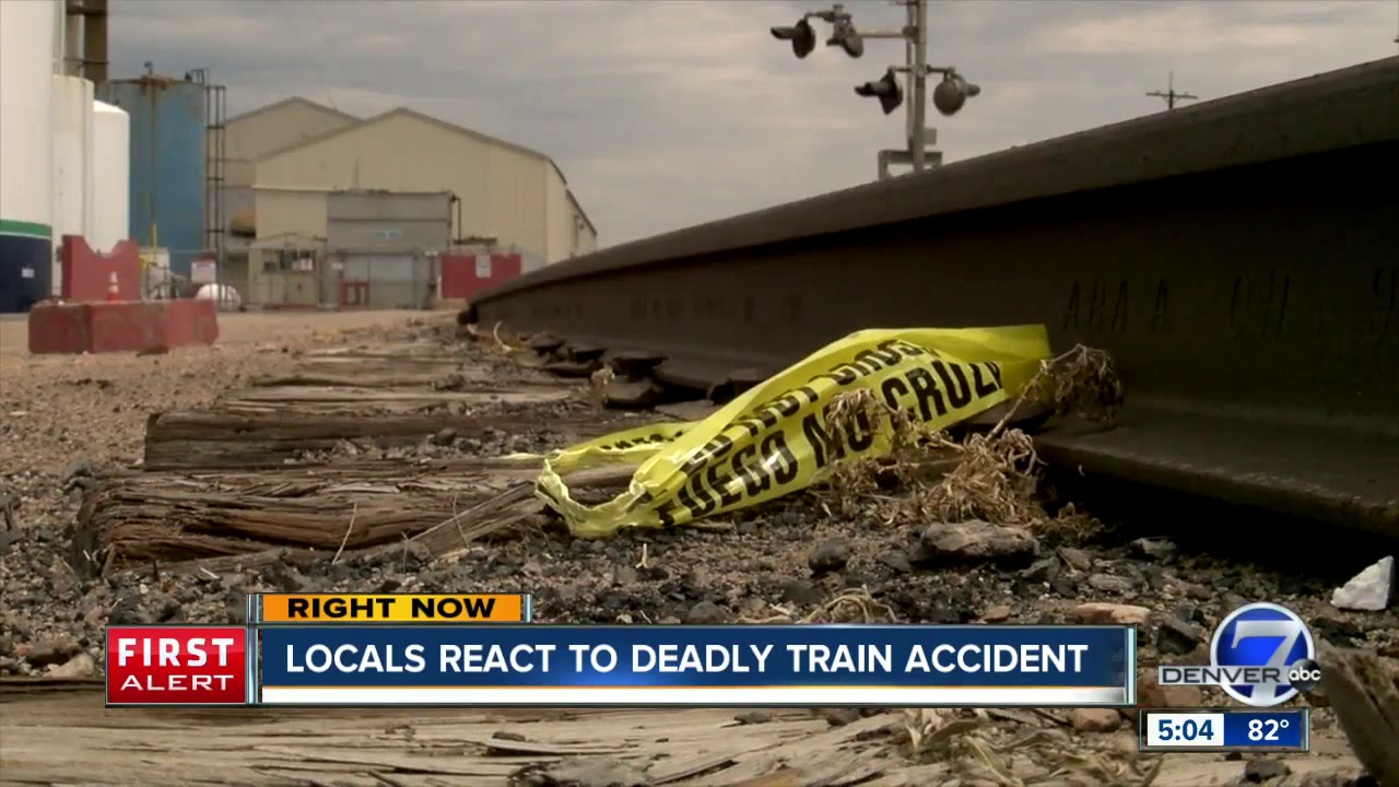 Pedestrian killed by Union Pacific's historic steam train on return trip  from Cheyenne Frontier Days