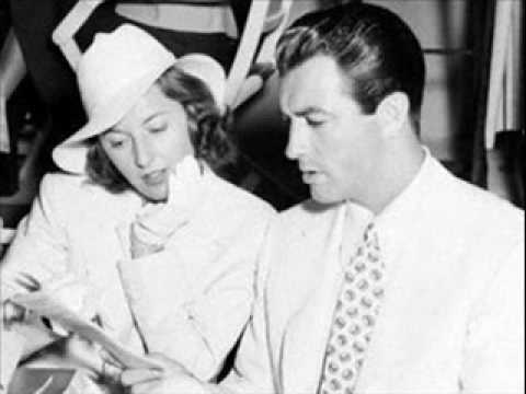 "Stanwyck & Taylor ""One Way Passage"" {3} Radio Performance"
