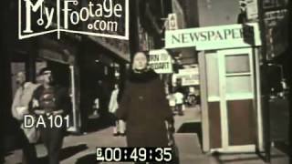 Grime and Crime in New York in Early 1960s  - YouTube.FLV Thumbnail