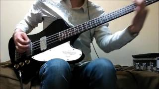 THE YELLOW MONKEY / ロザーナ 【BASS COVER】