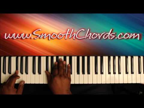 1-5-6-4 Chord Progression - Starling Jones,Jr. - Piano Tutorial - Simple