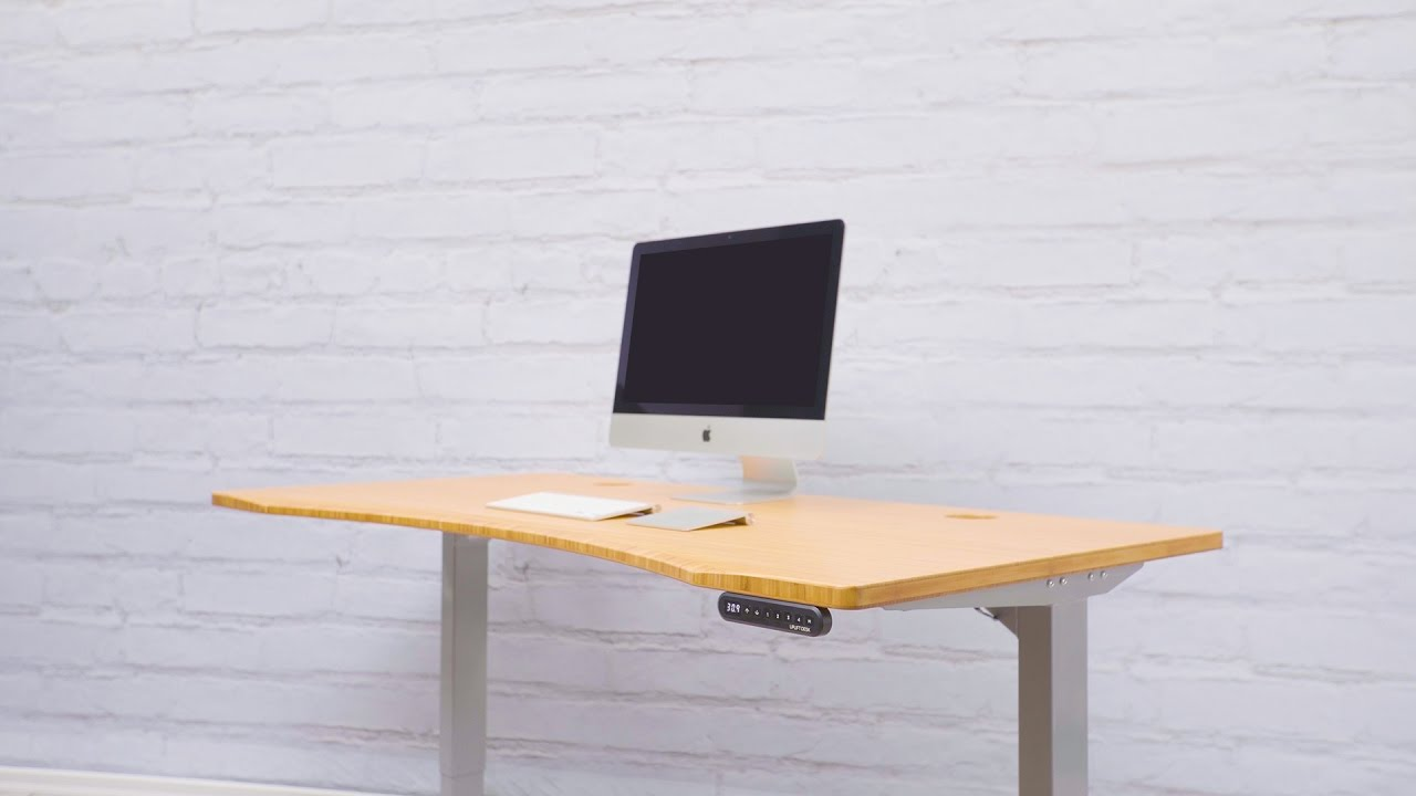 UPLIFT Height Adjustable Standing Desk Step-by-Step Assembly Process