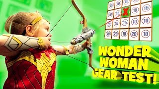 Wonder Woman Gear Test for Kids & Toys Review Pt 2 by KIDCITY