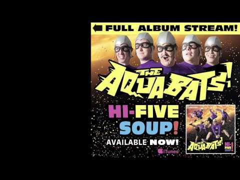 "The Aquabats! - ""The Shark Fighter!"" Full Album Stream"