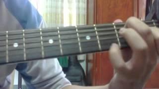 Tình yêu màu nắng [ guitar tutorial ]