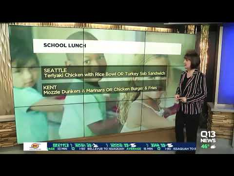 Carmine - Seattle News Anchor Mistakenly Says Kids Are Having Marijuana For Lunch