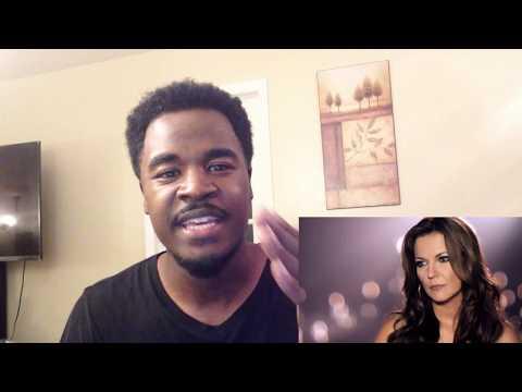 Martina McBride - I'm Gonna Love You Through it Reaction part 2