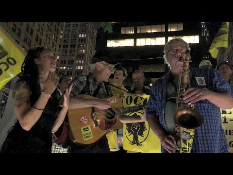 Occupy Wall Street 5 Year Anniversary