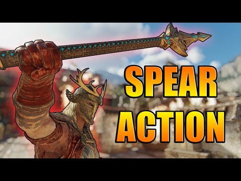 More Spear Action! [For Honor]