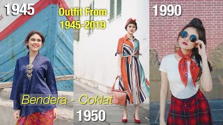 Bendera - Cokelat (Indy Cover) 74 Years of Fashion