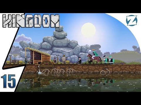 Kingdom Gameplay - Ep 15 - All Out Attack! - Let's Play