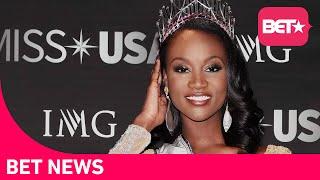 #BlackGirlMagic – Miss District of Columbia Crowned Miss USA 2016