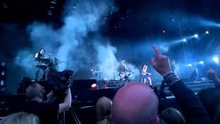 Nightwish - Weak Fantasy @ Ratina Tampere 31.7.2015
