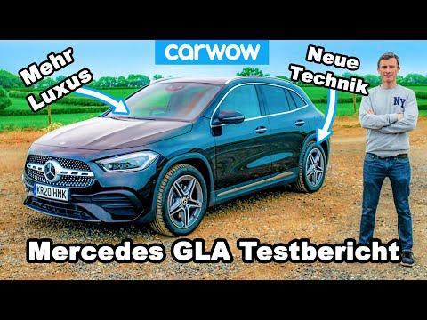 Mercedes GLA 2020 Testbericht: Haben Sie Es Diesmal Richtig Gemacht?