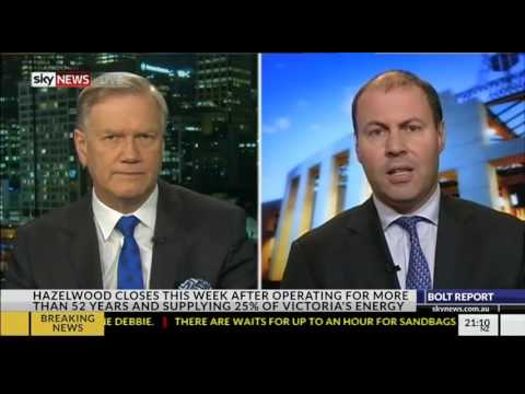Interview with Andrew Bolt, Sky News (30 March 2017)