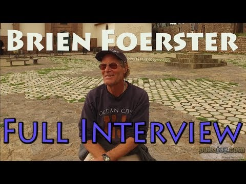 Full Interview: Brien Foerster in Cusco