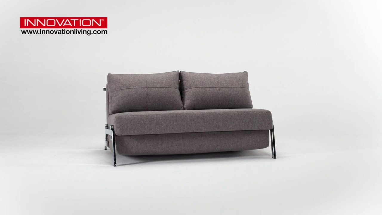 cubed deluxe sofa bedinnovation - youtube